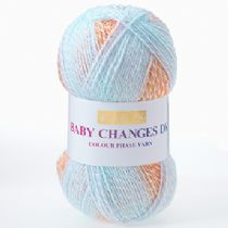 Hayfield Baby Changes Double Knit 100g - OUR Normal PRICE £2.99 - Clearance Price £1.99
